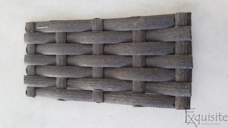 Canapea cu fotolii din ratan2