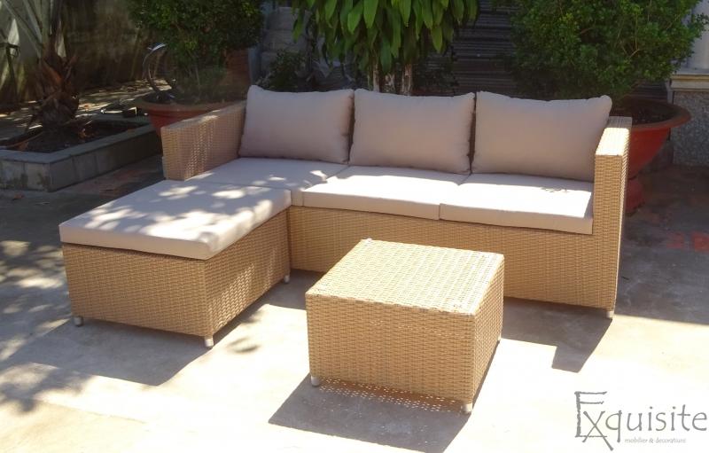 Canapea cu sezlong pentru exterior2