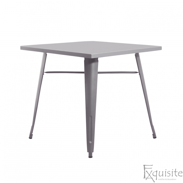 Masa pentru terasa din metal, design factory3