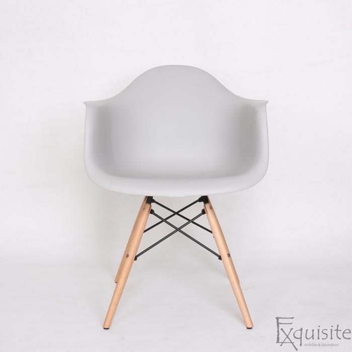 Masa rotunda din MDF cu 4 scaune pentru bucatarie / living8