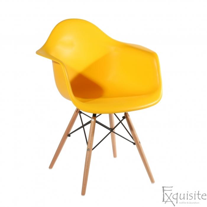 Masa rotunda din MDF cu 4 scaune pentru bucatarie / living6
