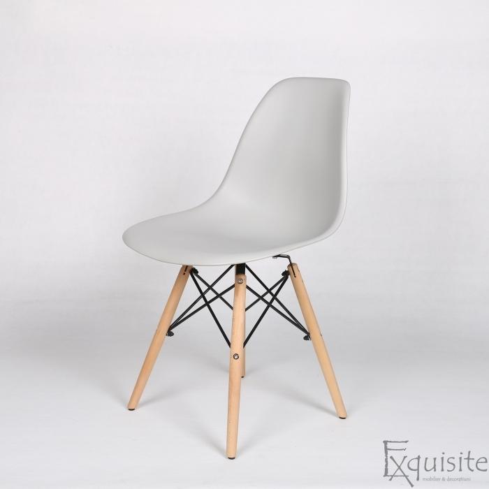 Masa rotunda din MDF 100cm cu 4 scaune pentru bucatarie7