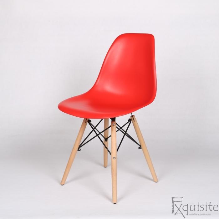 Masa rotunda din MDF 100cm cu 4 scaune pentru bucatarie13