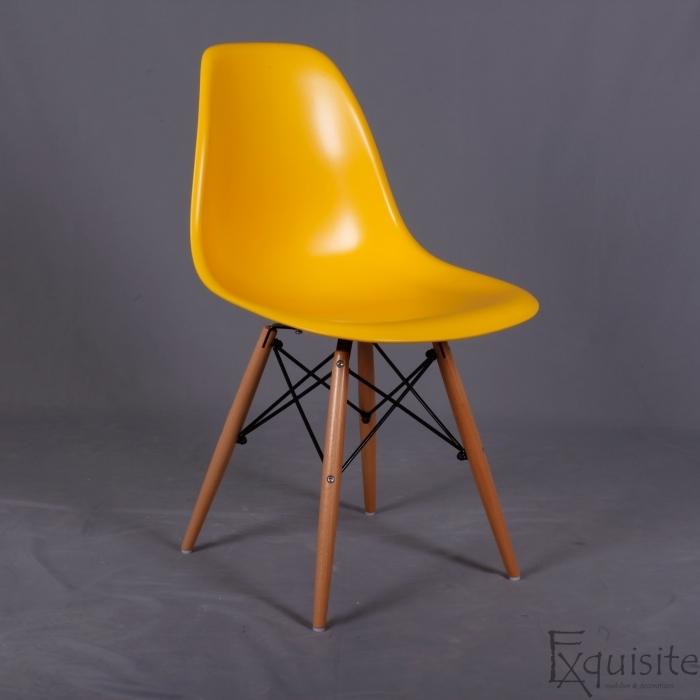 Masa rotunda din MDF 100cm cu 4 scaune pentru bucatarie8