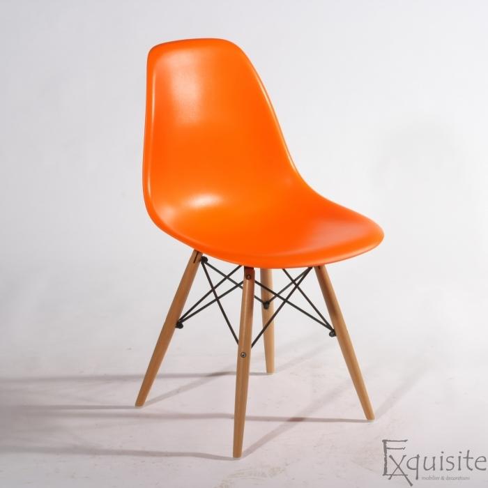 Masa rotunda din MDF 100cm cu 4 scaune pentru bucatarie6