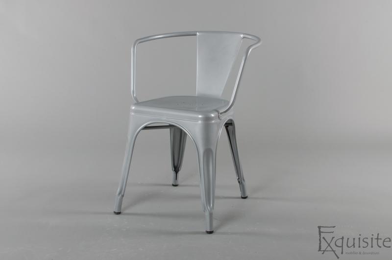 Scaun terasa Exquisite din metal 4