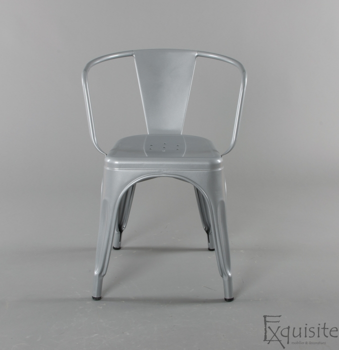 Scaun terasa Exquisite din metal 1