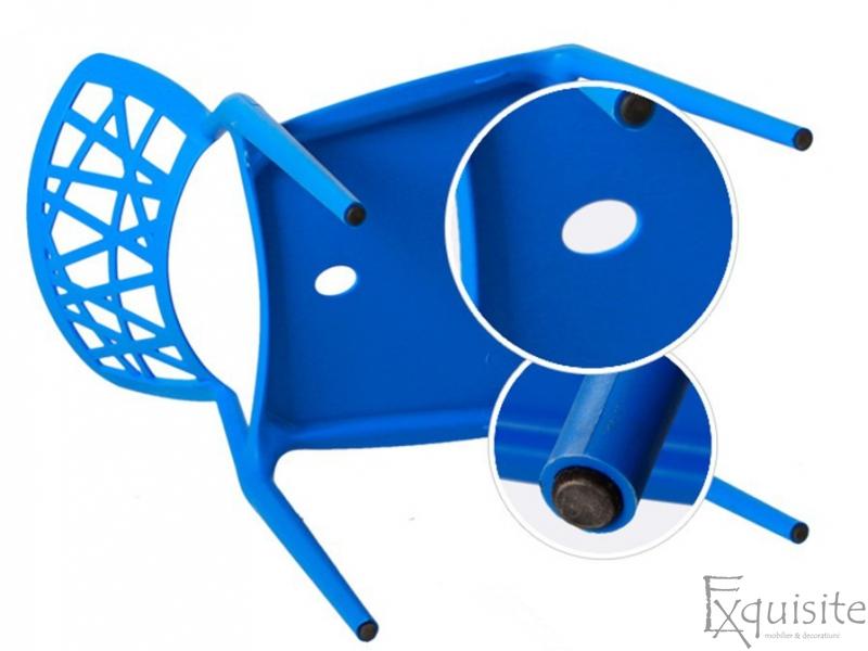 Scaun din plastic EX0855