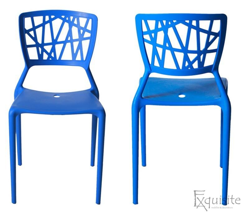 Scaun din plastic EX0856