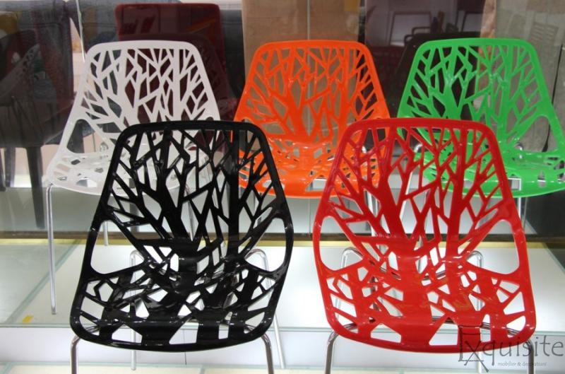 Scaune bucatarie design Forest , diverse culori8