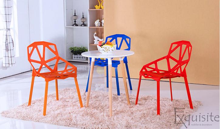 Scaun de bucatarie design Spider, diverse culori7