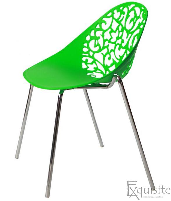 Scaun bucatarie design Young Forest, diverse culori7
