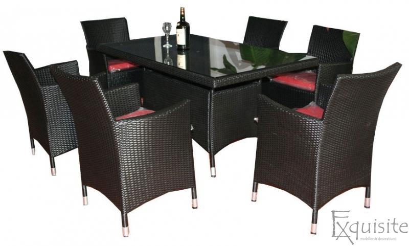 Set de dining pentru exterior1