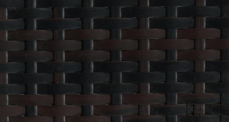 Masa cu tabureti din ratan sintetic 3