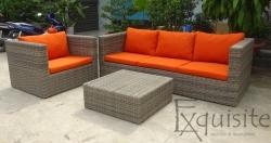 Canapea comoda pentru terasa