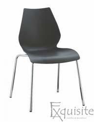 Scaun de bucatarie Elisa, scaun din plastic