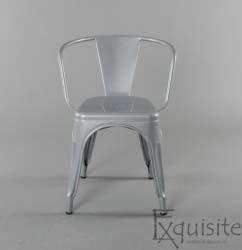 Scaun pentru terasa din metal