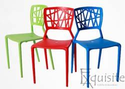 Scaun din plastic EX085