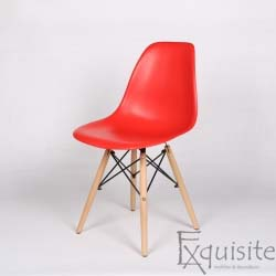 Scaun de bucatarie design Eames EX071, scaune colorate