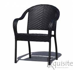 Scaun terasa din ratan artificial