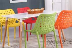 Masa din mdf cu scaune