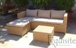Canapea cu sezlong pentru exterior1
