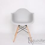 Masa rotunda din MDF cu 4 scaune pentru bucatarie / living7