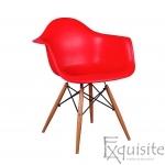 Masa rotunda din MDF cu 4 scaune pentru bucatarie / living4