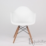 Masa rotunda din MDF cu 4 scaune pentru bucatarie / living3