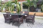 Masa cu scaune pentru exterior0