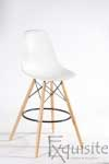 Scaun de bar Exquisite, design Eames, 9 culori disponibil2