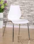 Scaun de bucatarie Elisa, scaun din plastic 1