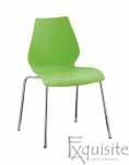 Scaun de bucatarie Elisa, scaun din plastic 3