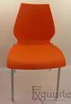 Scaun de bucatarie Elisa, scaun din plastic 4