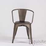 Scaun terasa Exquisite din metal 2