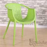 Scaun pentru terasa, modern, plastic, design Luigi, diverse culori2