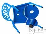 Scaun din plastic EX0854