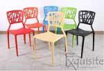 Scaun din plastic EX0852