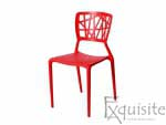 Scaun din plastic EX0851
