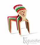 Scaun din plastic EX0682