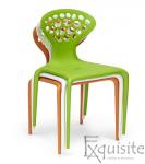 Scaun din plastic EX0681