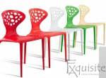 Scaun din plastic EX0683