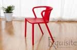 Scaun modern pentru terasa din plastic, Exquisite, diverse culori6