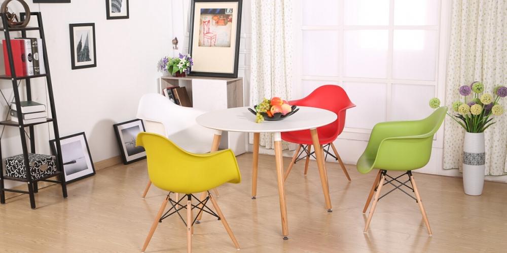 4 Sfaturi esentiale pentru combinarea de mese si scaune bucatarie